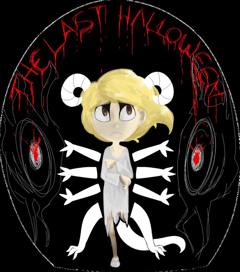 Mona - The Last Halloween by Invader-SiCkNeSs on DeviantArt