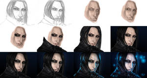 Chris Motionless Step-by-Step