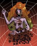 arachnophobia [rough sketch]