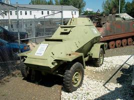 GAZ BA-64 Armored Scout Car 01 by Skoshi8