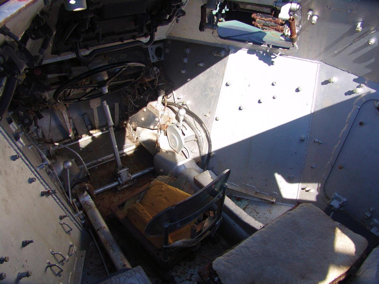ferret scout car 3 by skoshi8 on deviantart. Black Bedroom Furniture Sets. Home Design Ideas