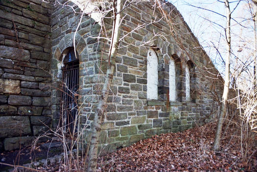Fort Tryon Park 06
