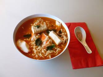 Neoguri Ramyun Soup