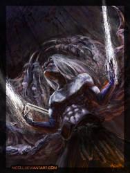 Sasuke: The hawk breaks loose by Nicoll