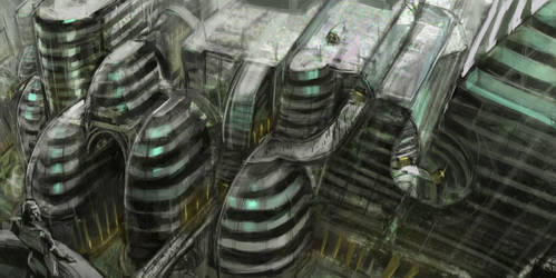 Dome City by Nicoll
