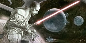 Sith Self Portrait