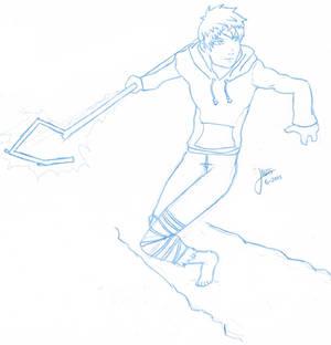 Jack Frost Sketch
