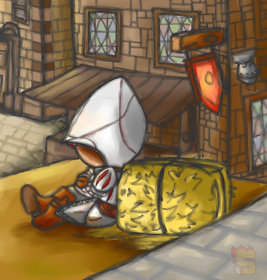 AC: Ezio by SimonTheFox1