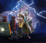 Rick and Morty: Back to the future