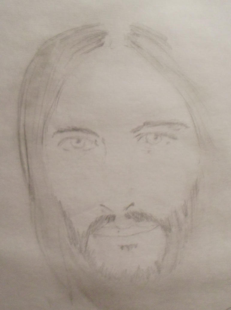 Jesus by ASTRID-ATHAN
