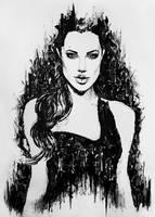 Angelina by katiebloo