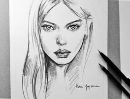Sketch by katiebloo