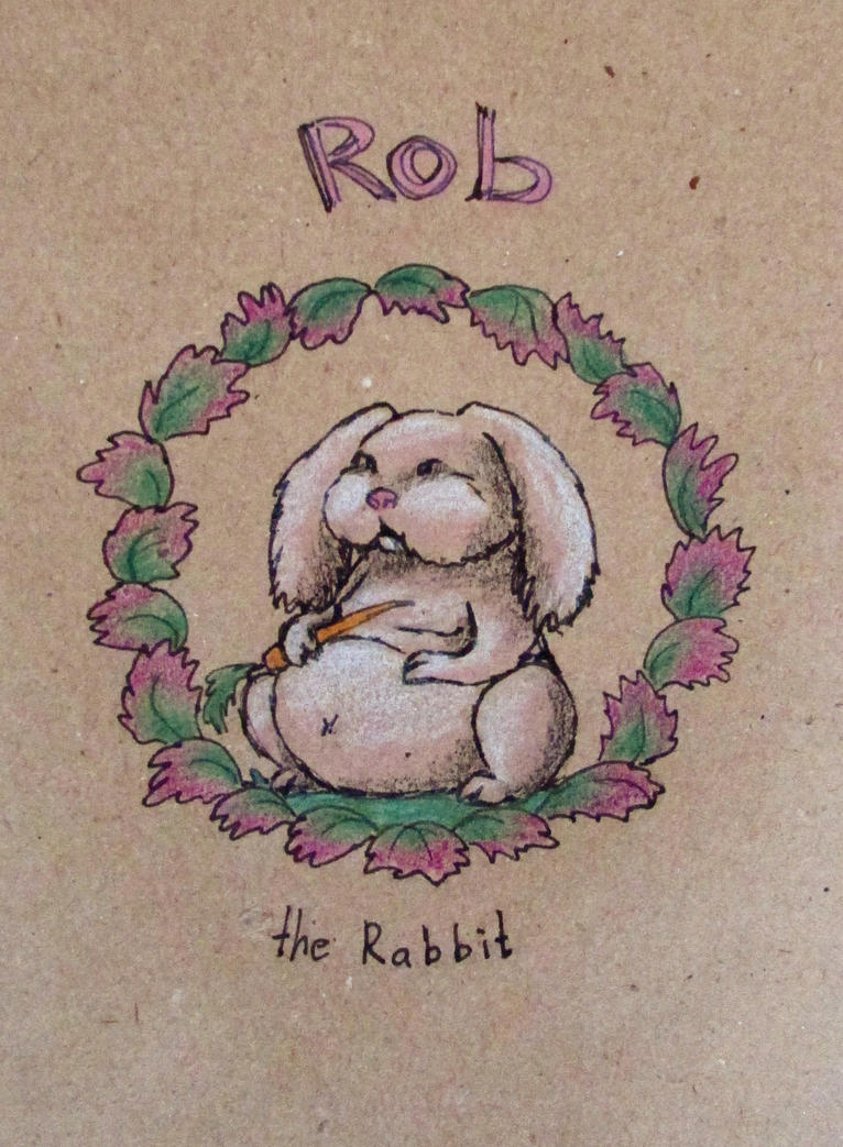 Rob the Rabbit by Liskaza