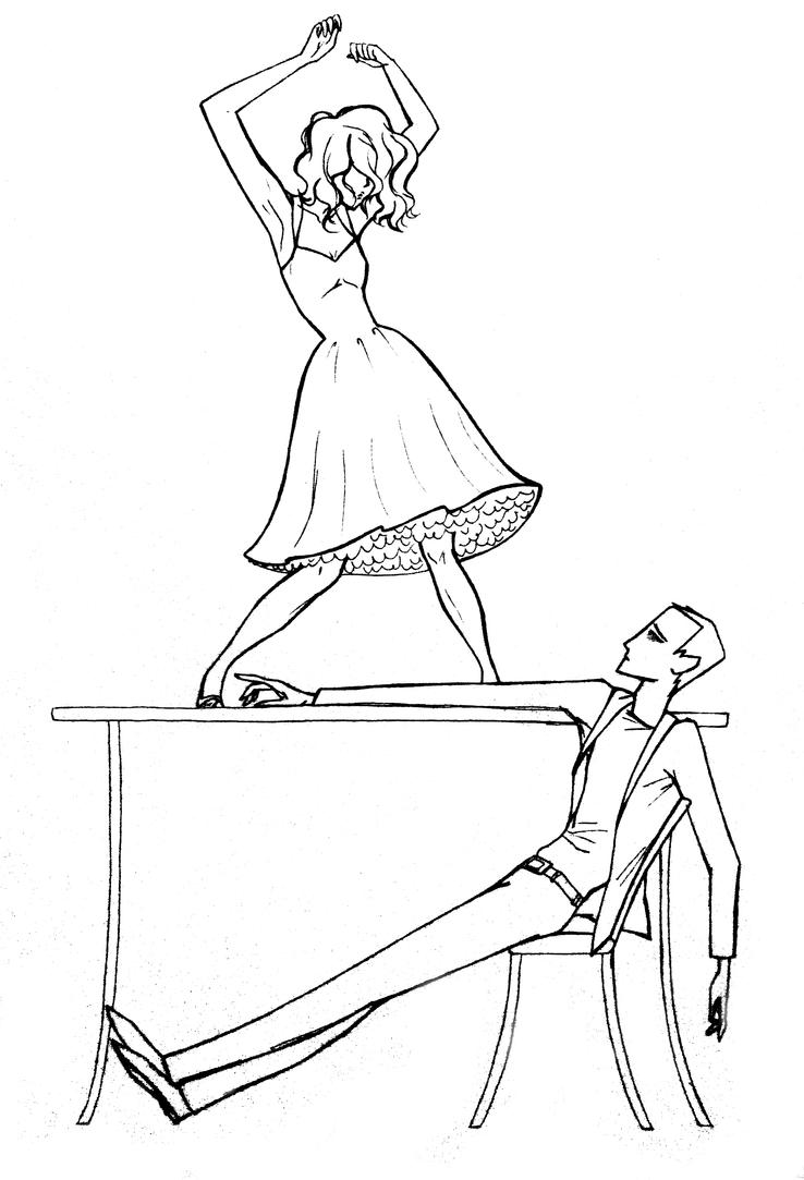 Da-da-da-dance by Liskaza