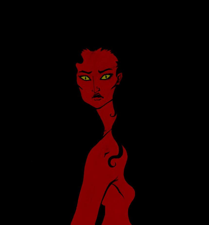 Demoness by Liskaza