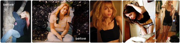 Before and After Thinspo by anorexia2222 on DeviantArt