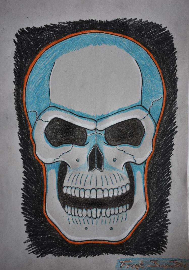 Skull by FrankSamuRai