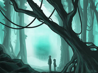 The Ancelins Forest - Exercise by Enitil