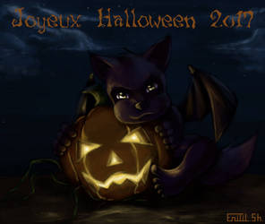 Happy Halloween 2017 by Enitil