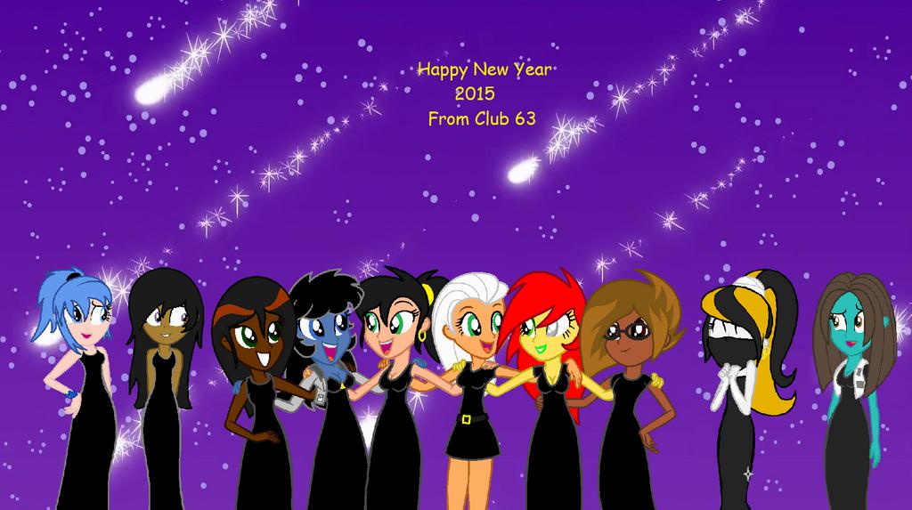 Happy New Year 2015 everybody!!! by atomixmxson08