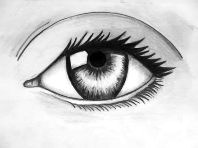 Dibujo Lapiz Ojo el Ojo en Dibujos Imagui