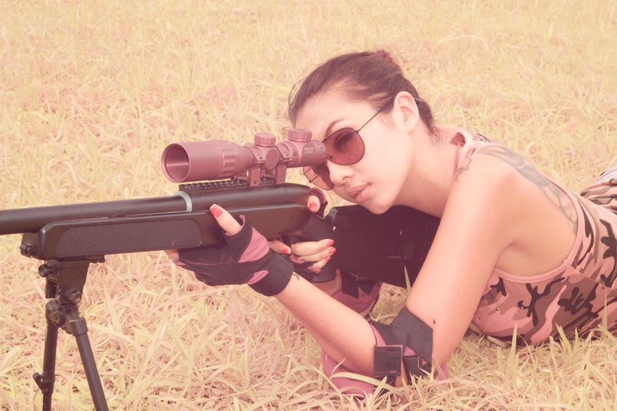 I Shoot You! by bornASpristine