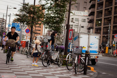 Morning in Asakusa