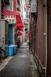 Asakusa Back Alley