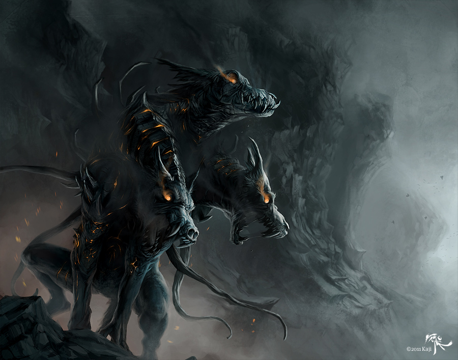 Real Hellhounds