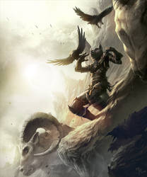 The Arrival by Kajito