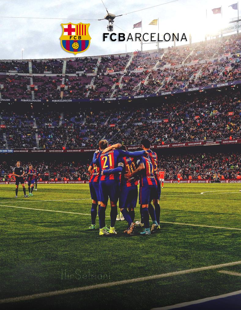 F.C Barcelona HD by IlirWilson