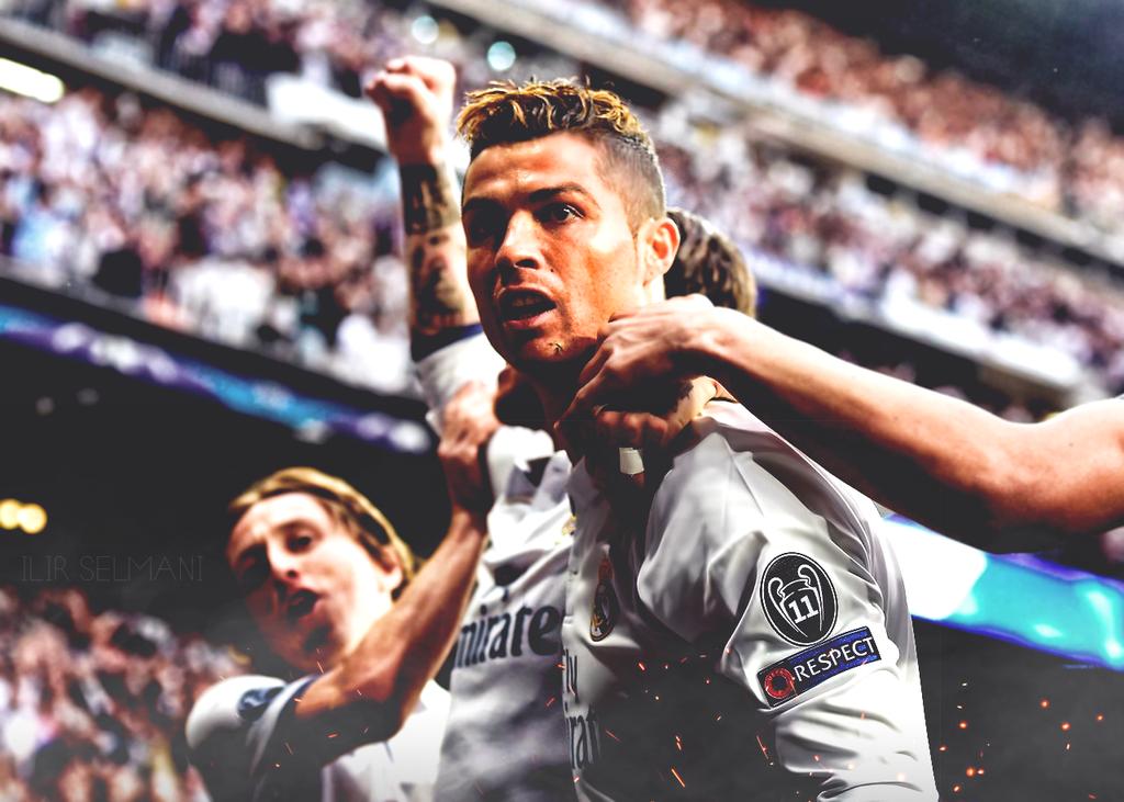 Cristiano Ronaldo HD by IlirWilson