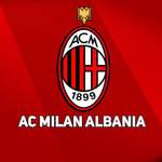 AC Milan Albania Logo