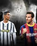 Cristiano Ronaldo vs Leo Messi UCL