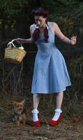 Wizard of Oz: Dorothy and Toto 2