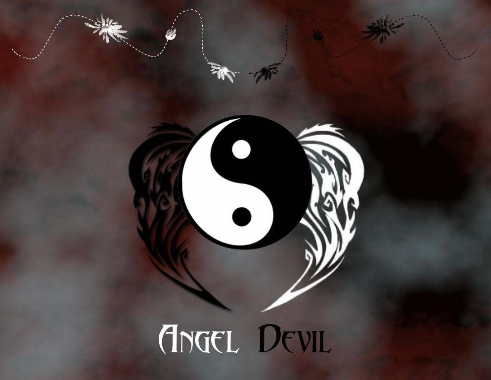 Angel And Devil Quotes Funny. QuotesGram