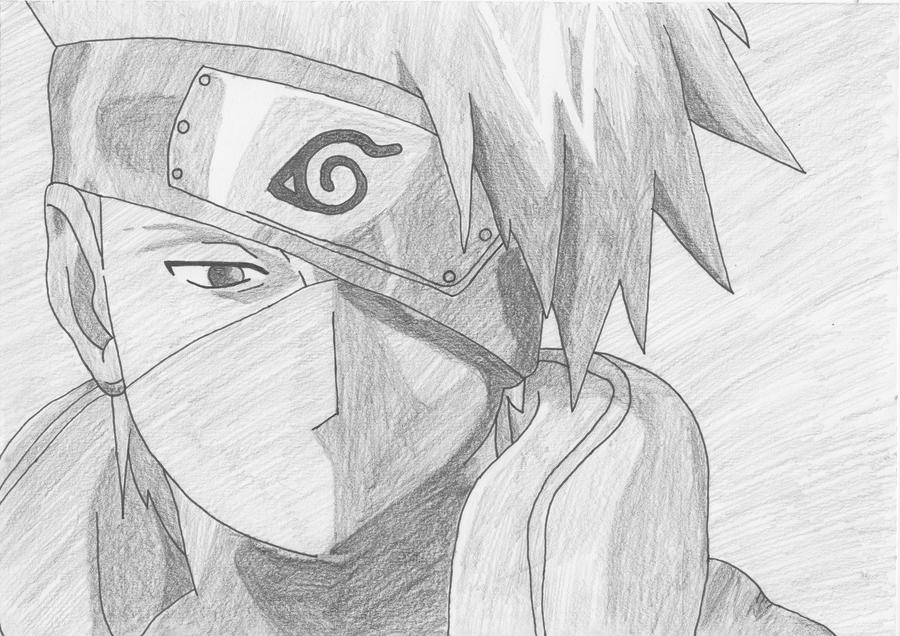 Kakashi by Pantheiros