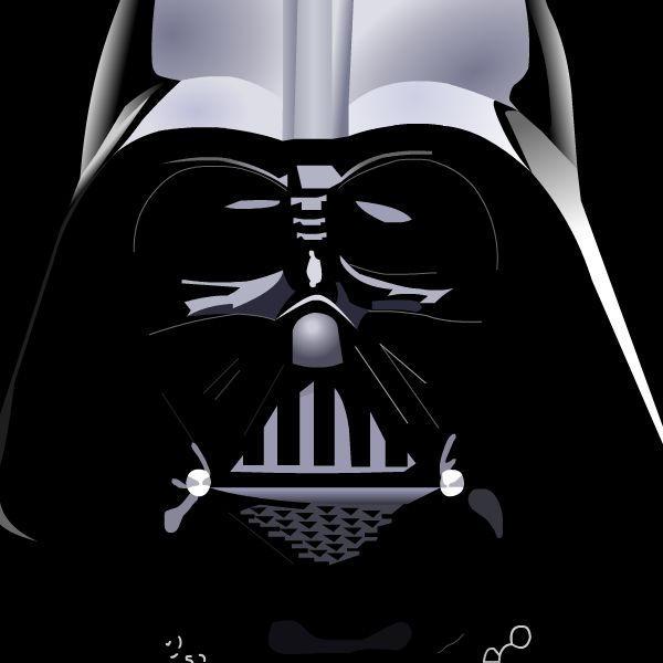 Darth Vader by giganerdDarth Vader Face Vector