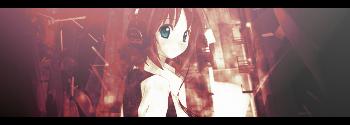 Unknown Anime School Girl by bluefox216