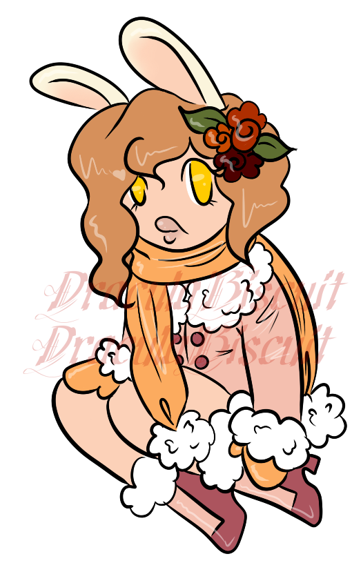 Orange ..::Adoptable::.. by draculabiscuit