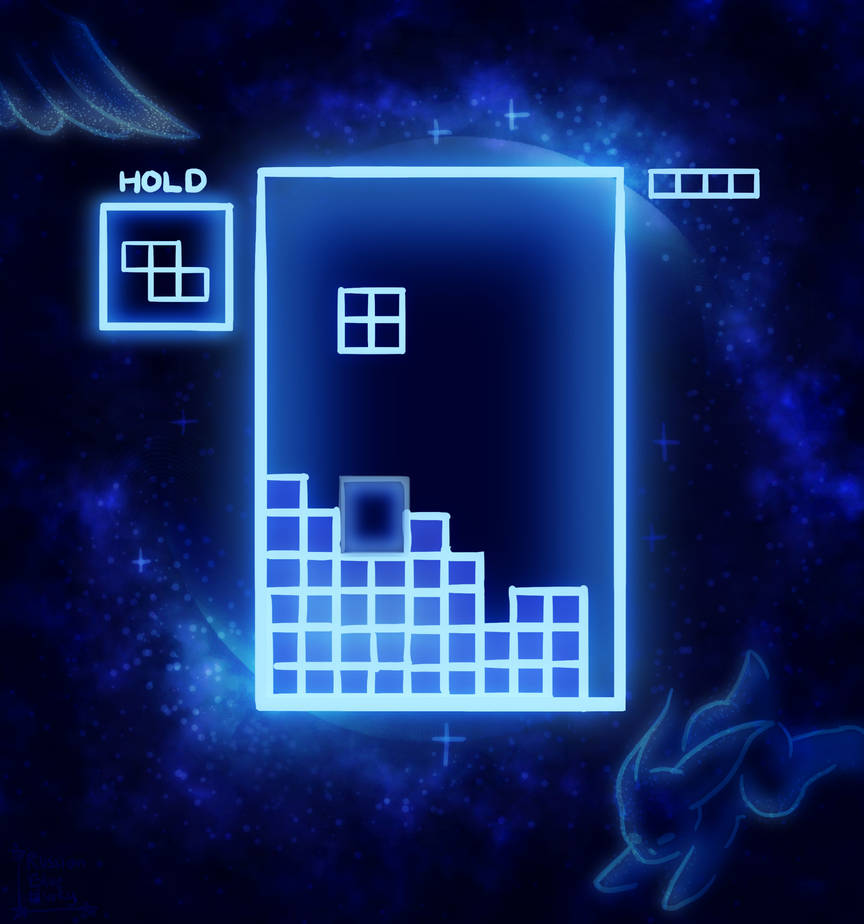 Tetris Effect by RussianBlueHusky on DeviantArt