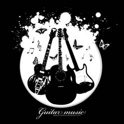 guitar_music by amandina