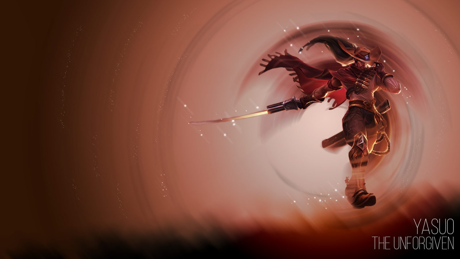 High Noon Yasuo Wallpaper by HotheadHoncho on DeviantArt