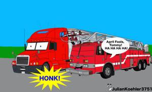 Honk Fools
