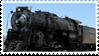 Santa Fe 3751 stamp by RailToonBronyfan3751