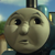 Thomas disgust face