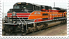 UP 1996 stamp by RailToonBronyfan3751