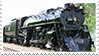 Milwaukee Road 261 stamp by RailToonBronyfan3751