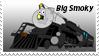 Big Smoky stamp by RailToonBronyfan3751