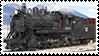 Nevada Northern 93 Stamp by RailToonBronyfan3751
